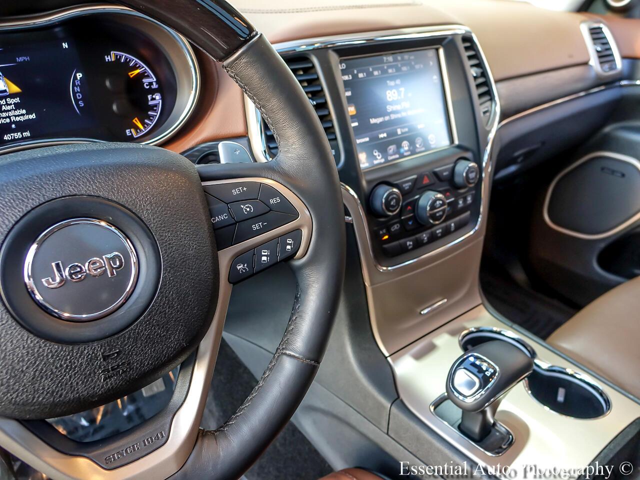 Jeep Grand Cherokee  2015