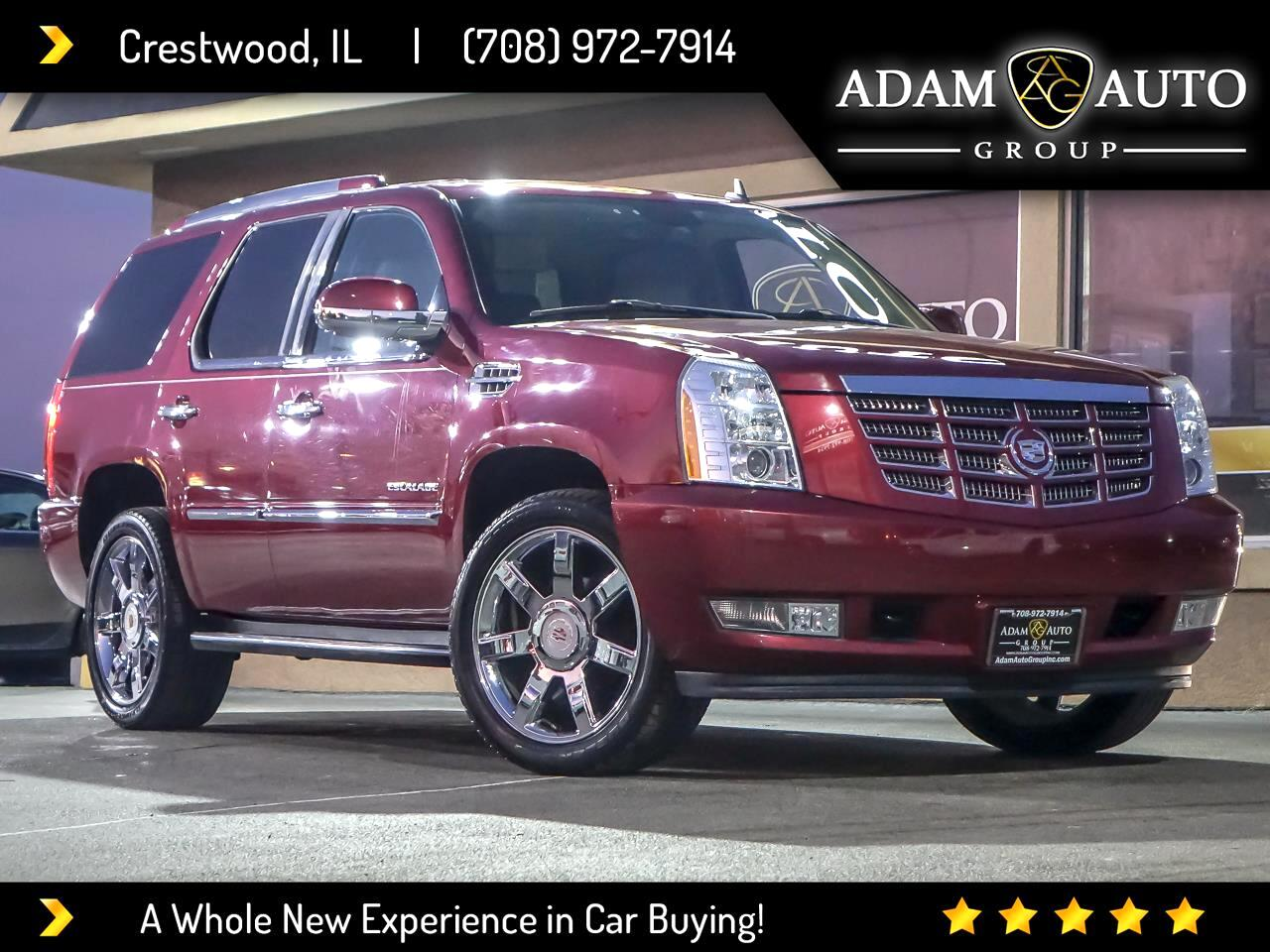 2010 Cadillac Escalade 4WD 4dr Premium