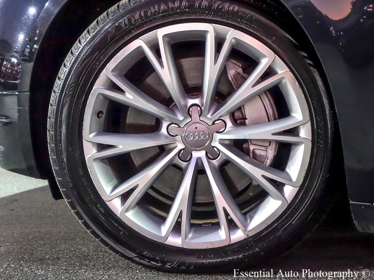 Audi A8 3.0L quattro 2013