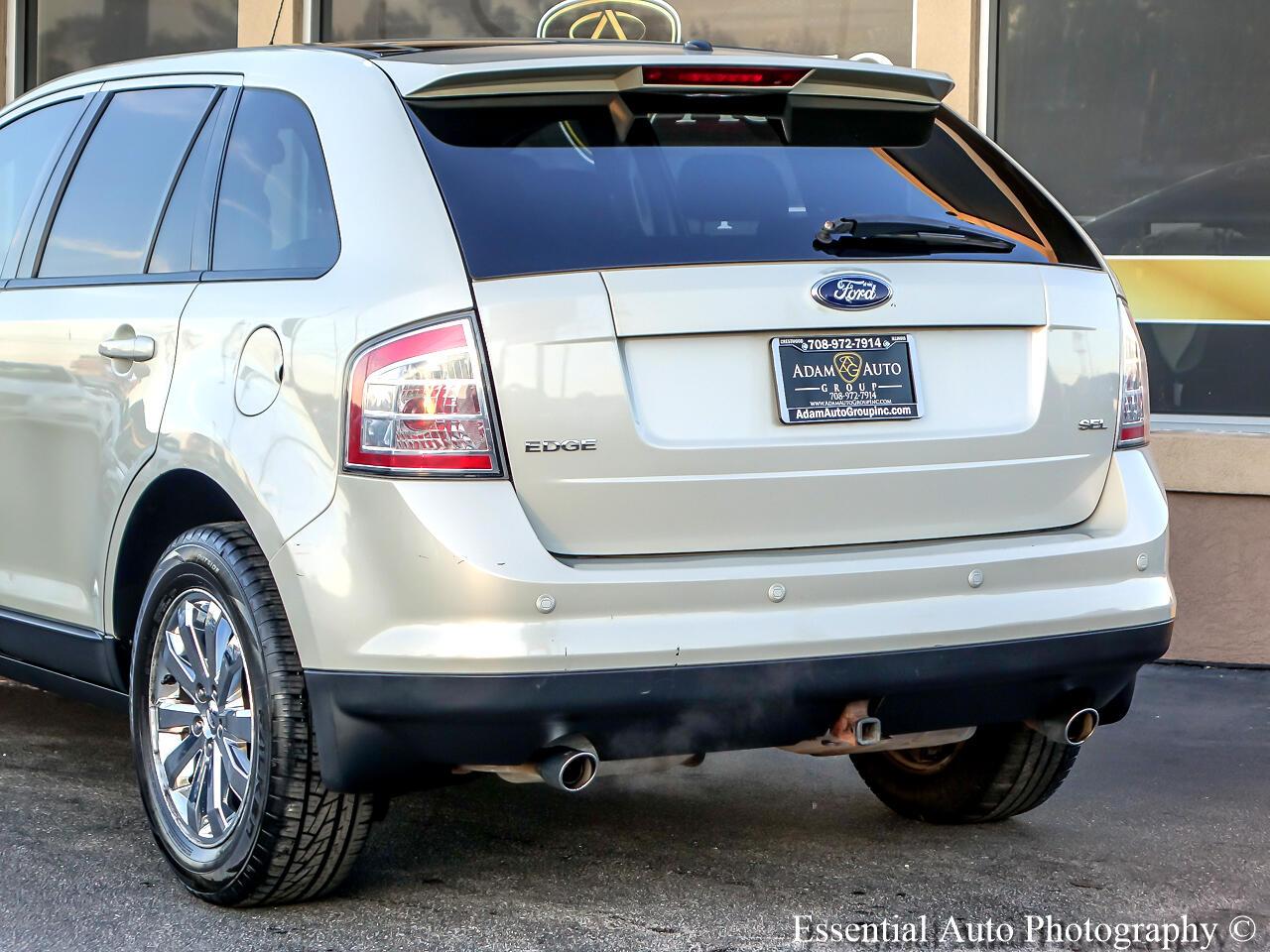 Ford Edge SEL Plus FWD 2007