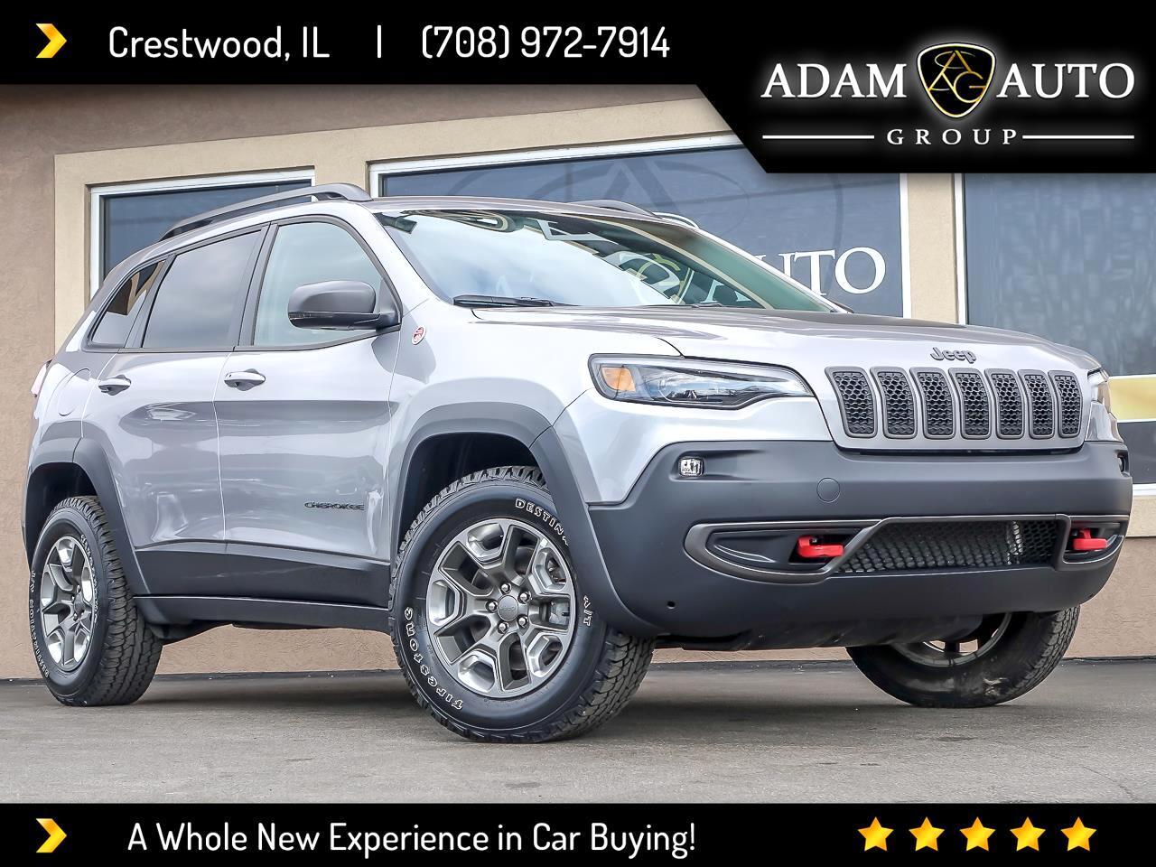 Jeep Cherokee Trailhawk 4WD 2019