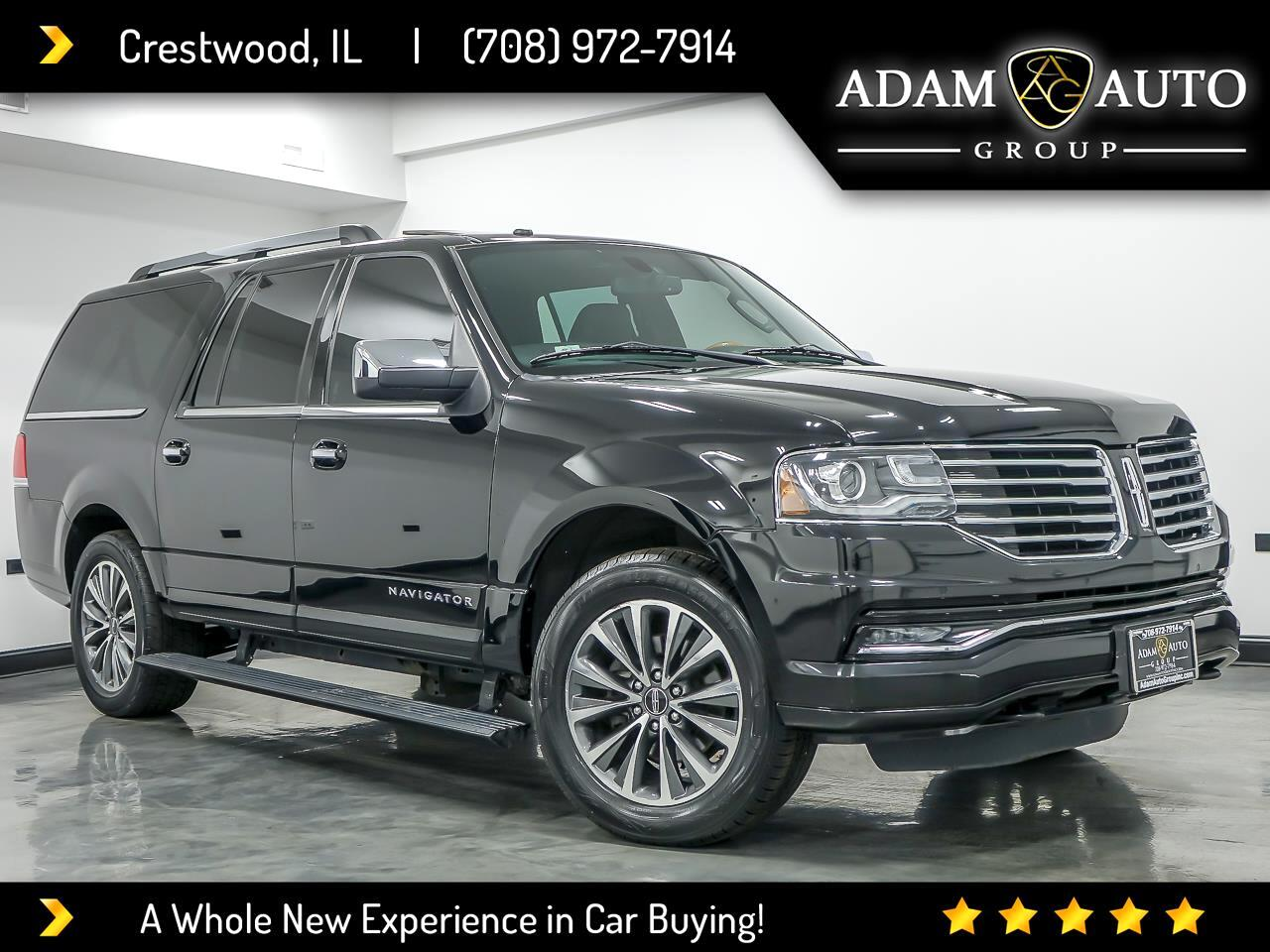 Lincoln Navigator L Select 4WD 2017
