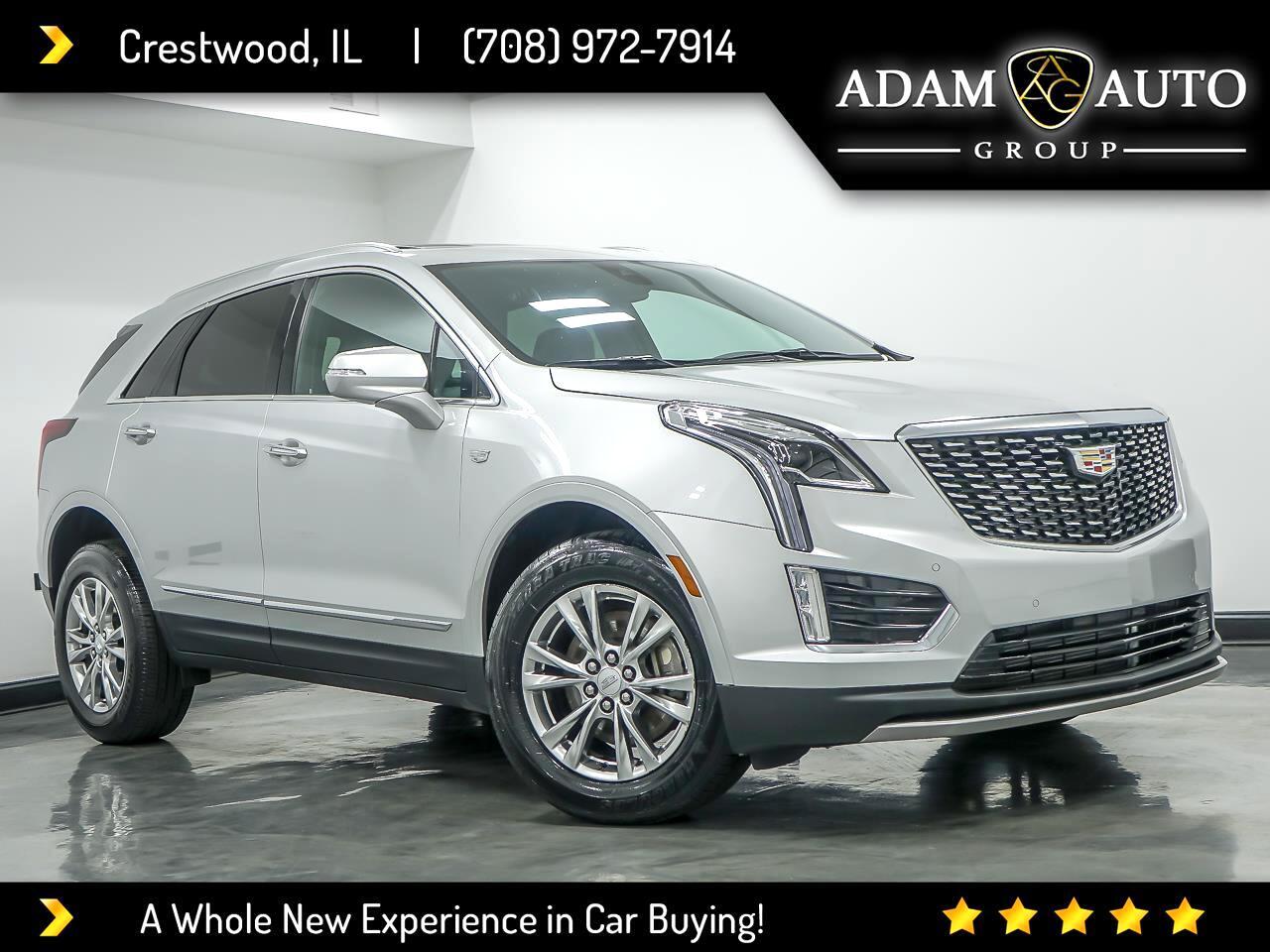 Cadillac XT5 Premium Luxury 2020