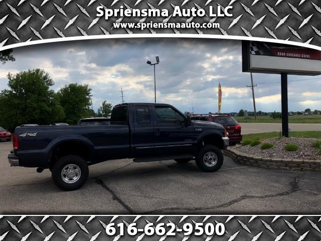 2000 Ford F-350 SD Lariat SuperCab Long Bed 4WD