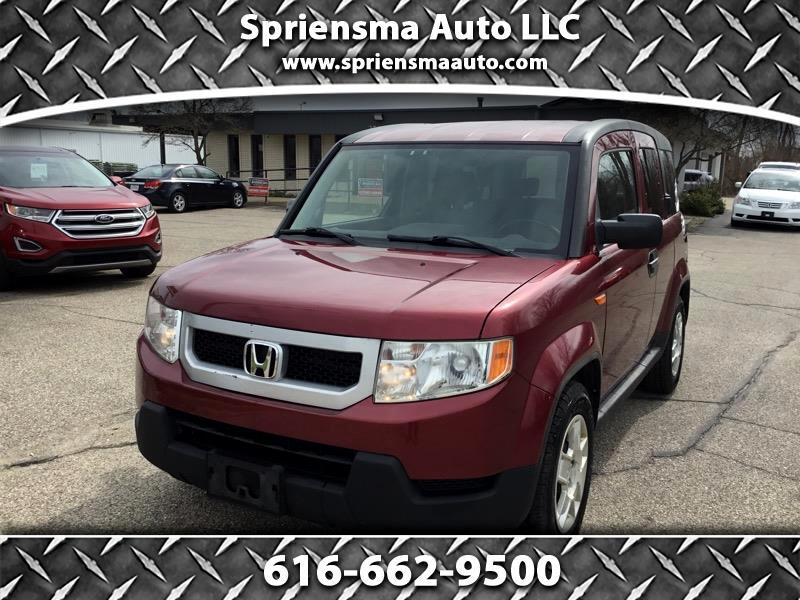 Honda Element LX 4WD AT 2009