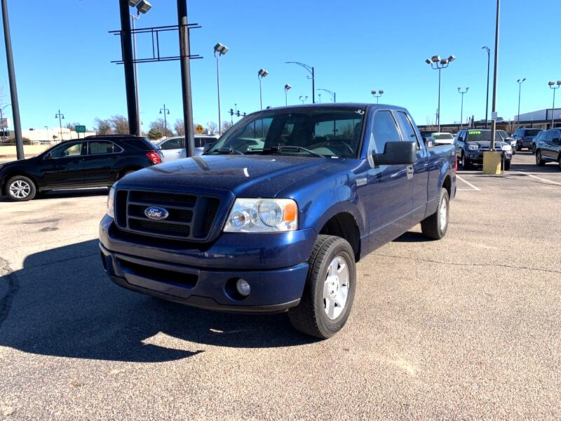 "2008 Ford F-150 2WD SuperCab 133"" STX"