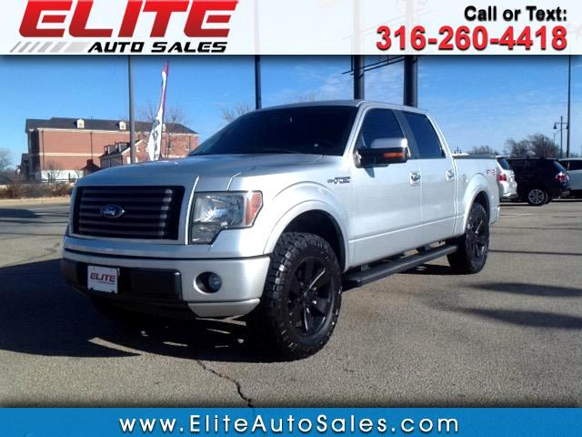 "2010 Ford F-150 2WD SuperCrew 139"" FX2"