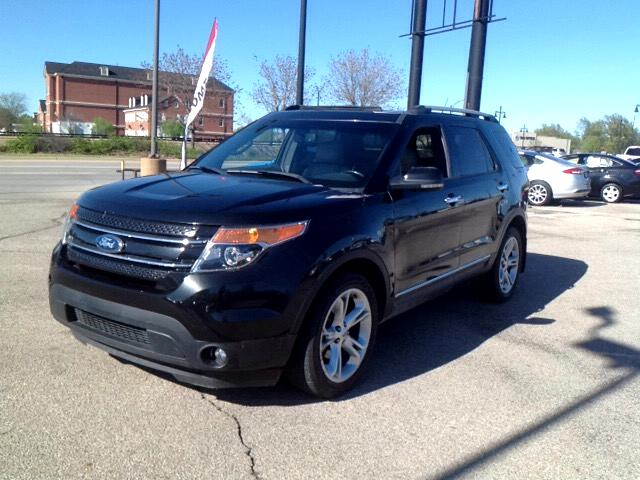 2012 Ford Explorer 4WD 4dr Limited