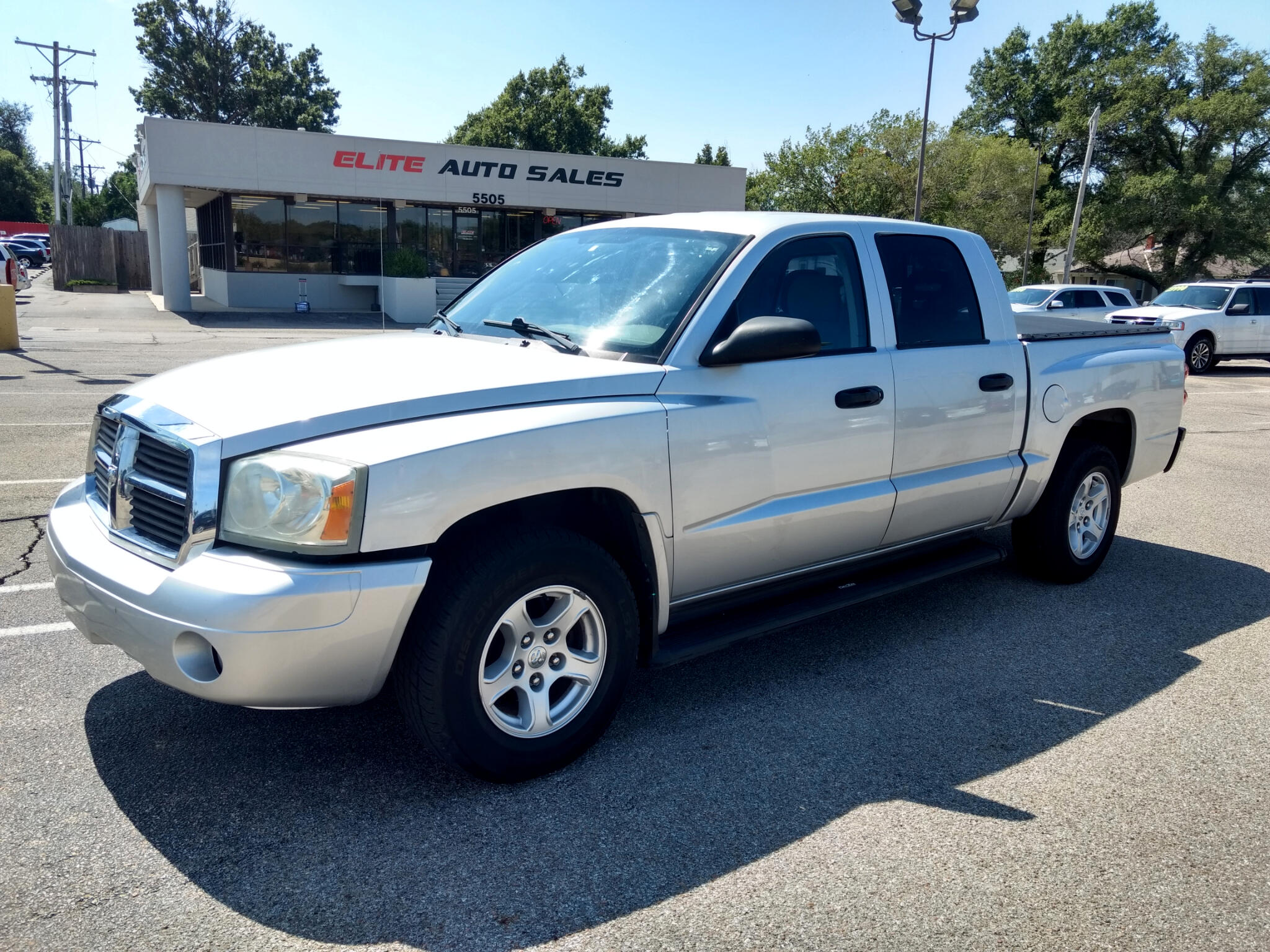 2006 Dodge Dakota 4dr Quad Cab 131 SLT