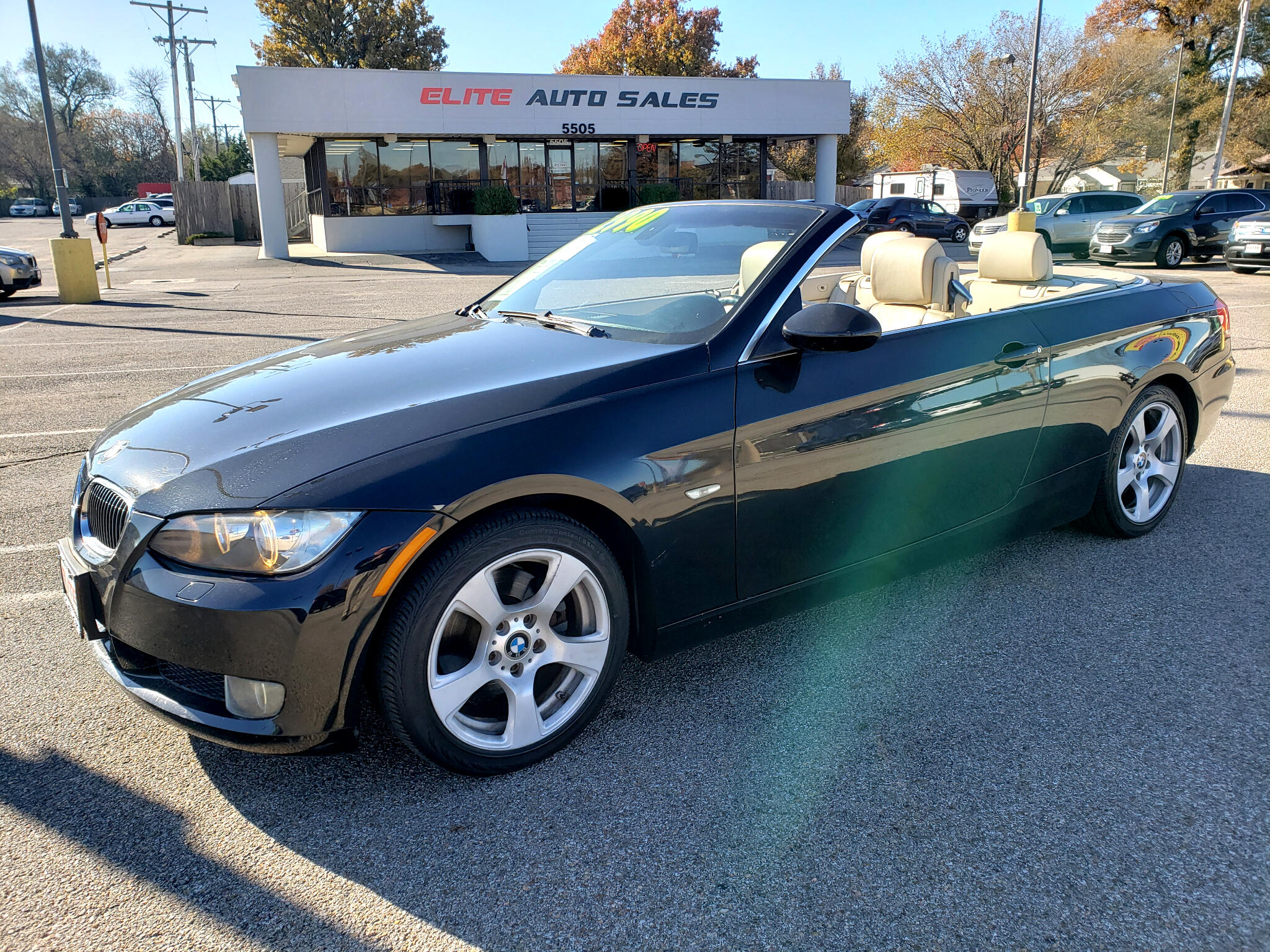 BMW 3 Series 328i Convertible 2008