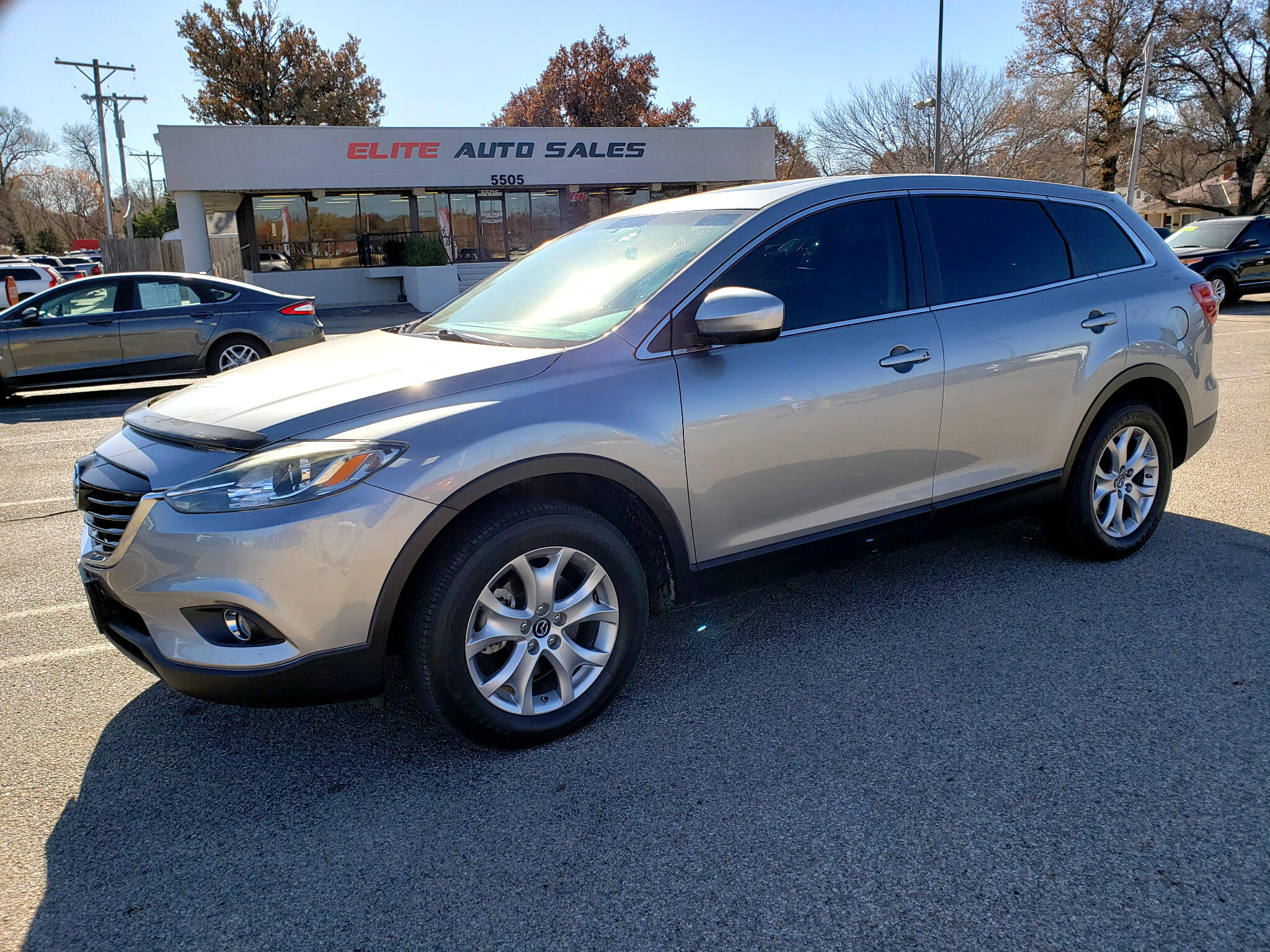 Mazda CX-9 FWD 4dr Touring 2014