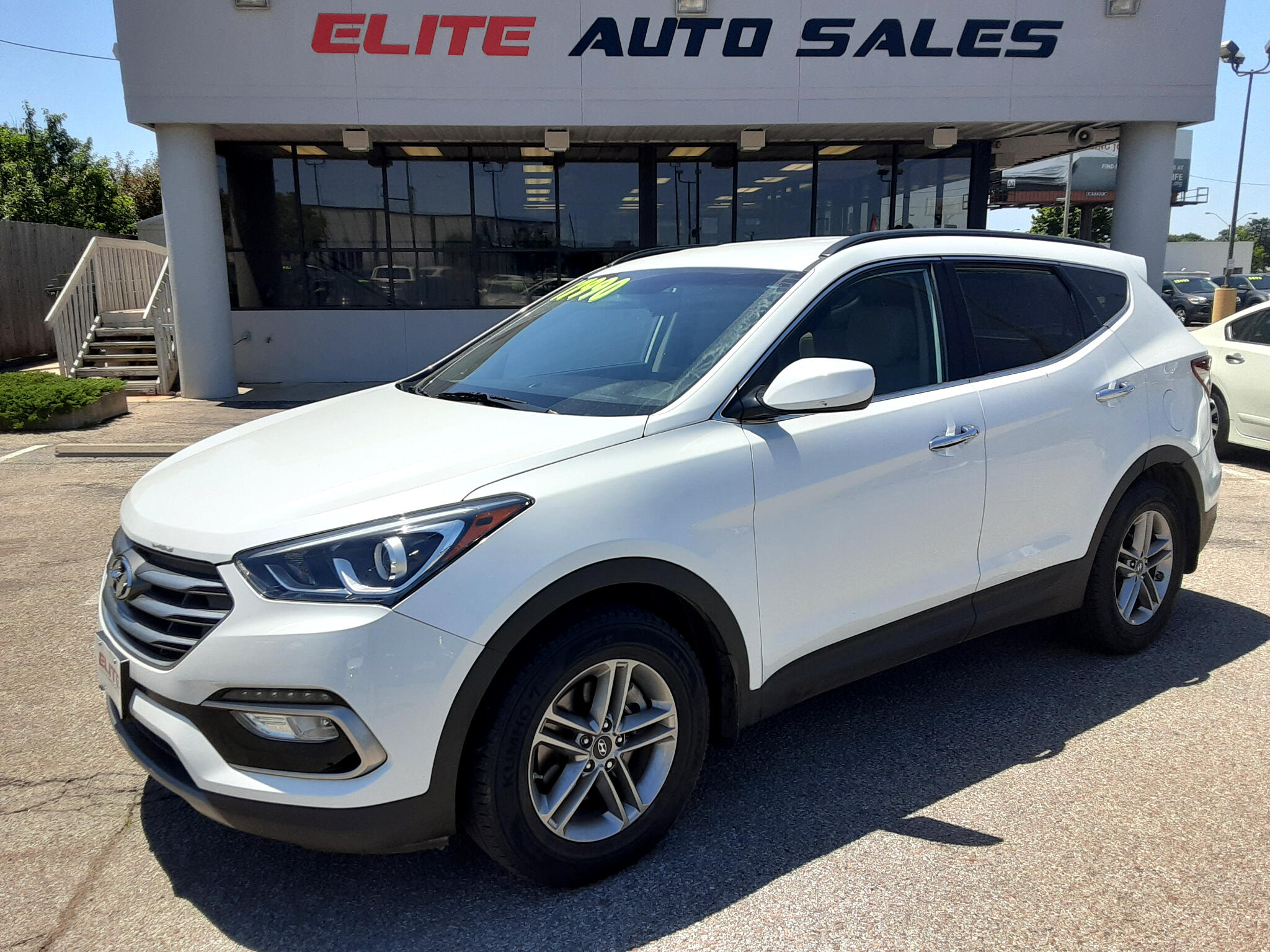 Hyundai Santa Fe Sport 2.4L Auto AWD 2017