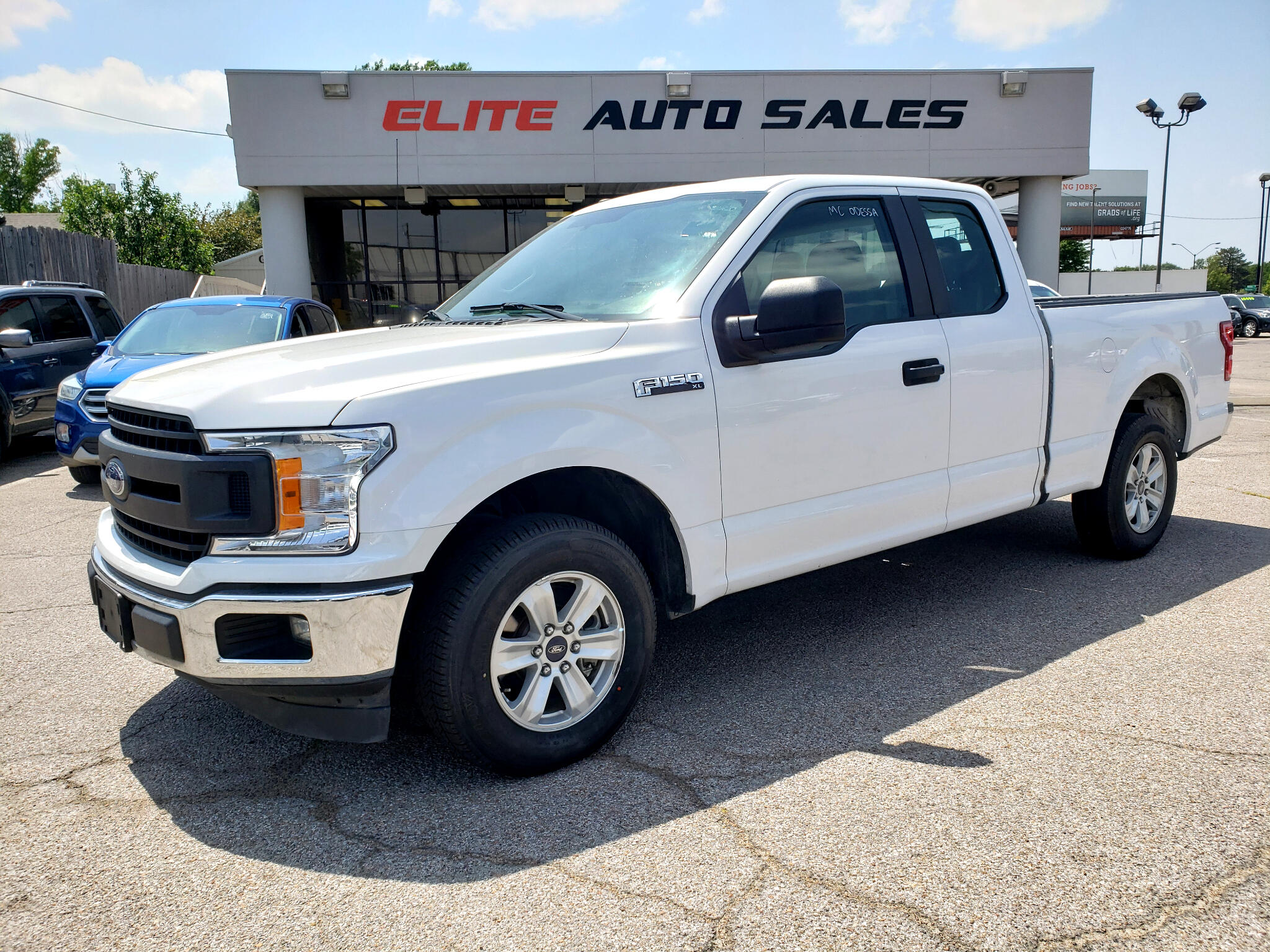 Ford F-150 XLT 2WD SuperCab 6.5' Box 2018