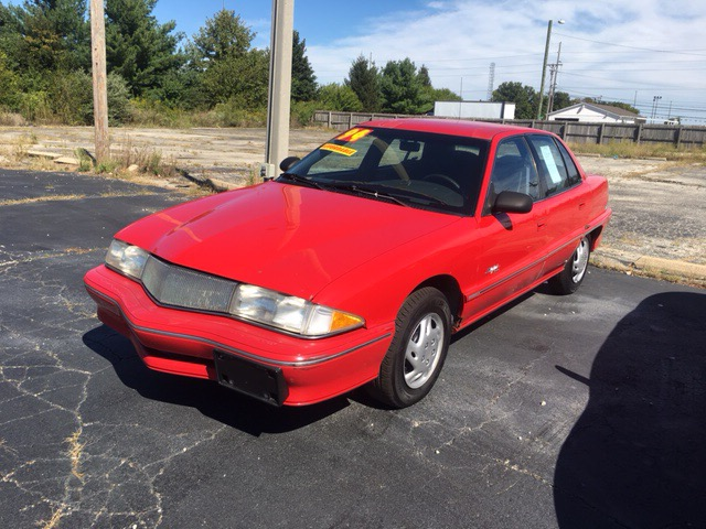 1994 Buick Skylark Custom sedan