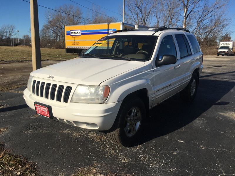2000 Jeep Grand Cherokee 4dr Limited 4WD