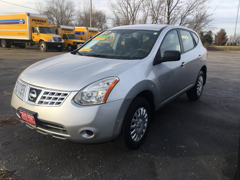 2010 Nissan Rogue AWD S
