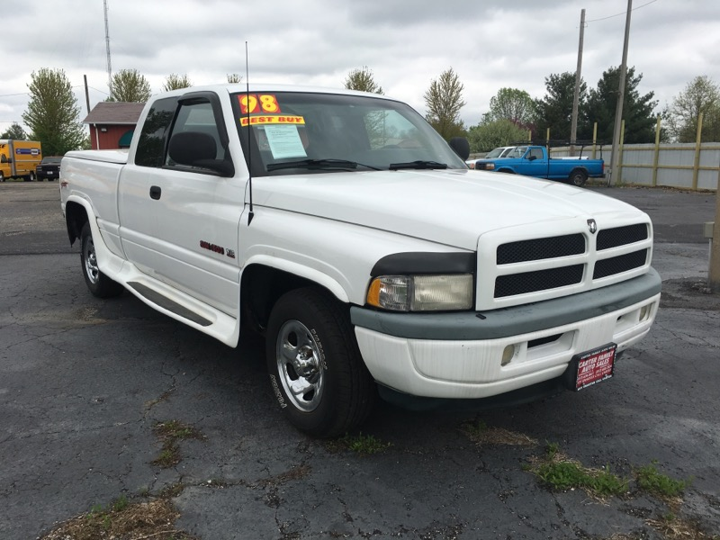 1998 Dodge Ram 1500 Quad Cab 6.5-ft. Bed 2WD