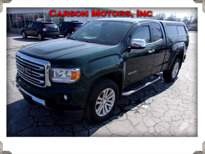 2015 GMC Canyon SLT Ext. Cab 2WD
