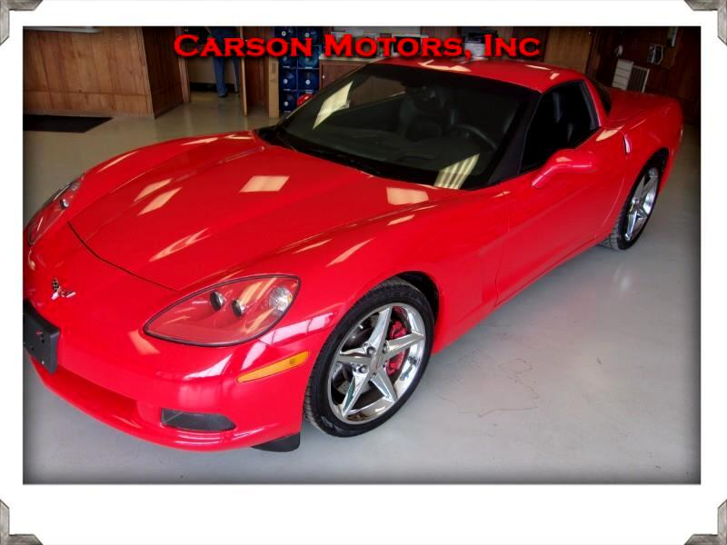 2012 Chevrolet Corvette Preferred Coupe 2LT