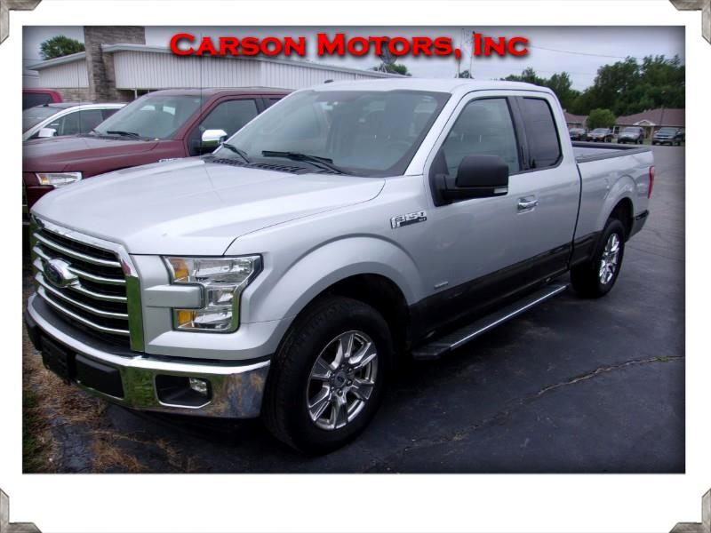 2017 Ford F-150 XLT SuperCab 8-ft. 2WD