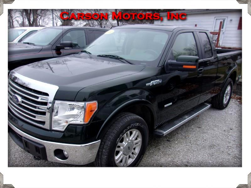 Ford F-150 Lariat SuperCab 6.5-ft. Bed 4WD 2014