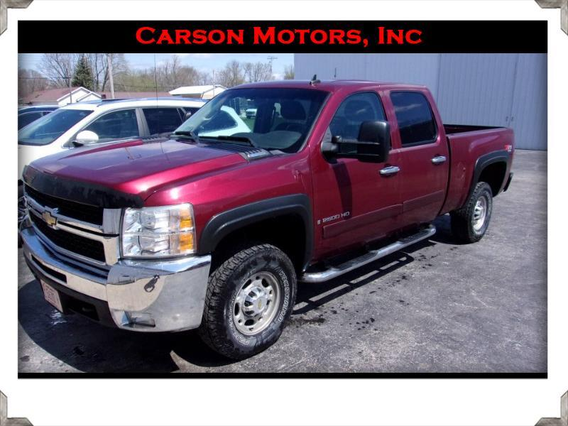 Chevrolet Silverado 2500HD LT1 Crew Cab Long Box 4WD 2008