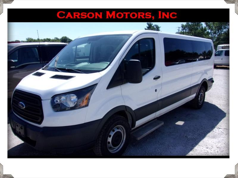Ford Transit 350 Wagon Low Roof XL w/Sliding Pass. 148-in. WB 2015
