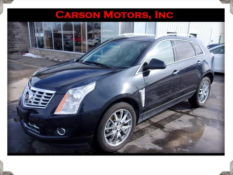 Cadillac SRX Performance Collection FWD 2014