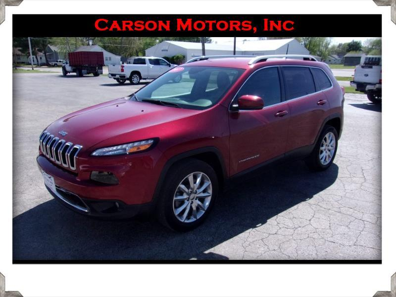 Jeep Cherokee Limited FWD 2017