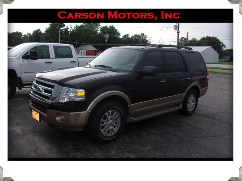 Ford Expedition XLT 4WD 2013