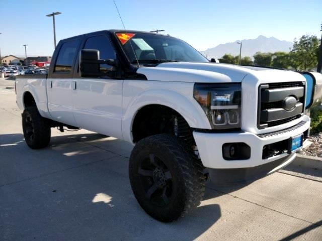 2014 Ford F-250 SD Lariat