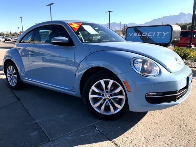 2014 Volkswagen Beetle 2.0 TDI