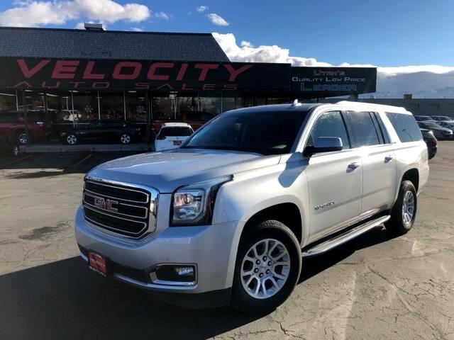 2017 GMC Yukon XL SLT