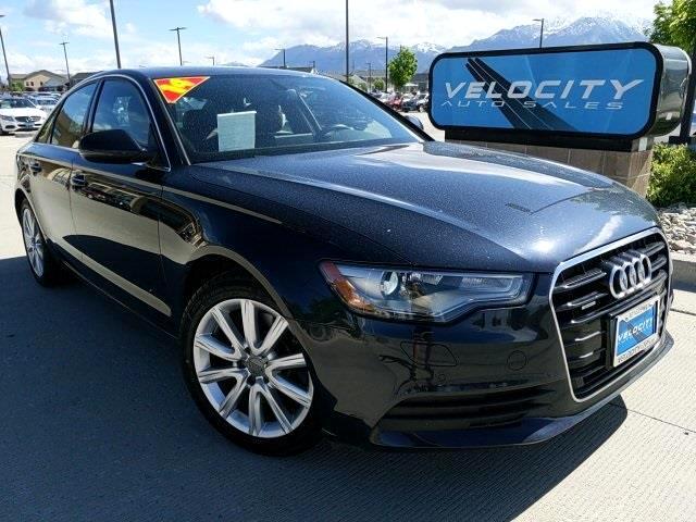 2014 Audi A6 3.0 TDI Premium Plus