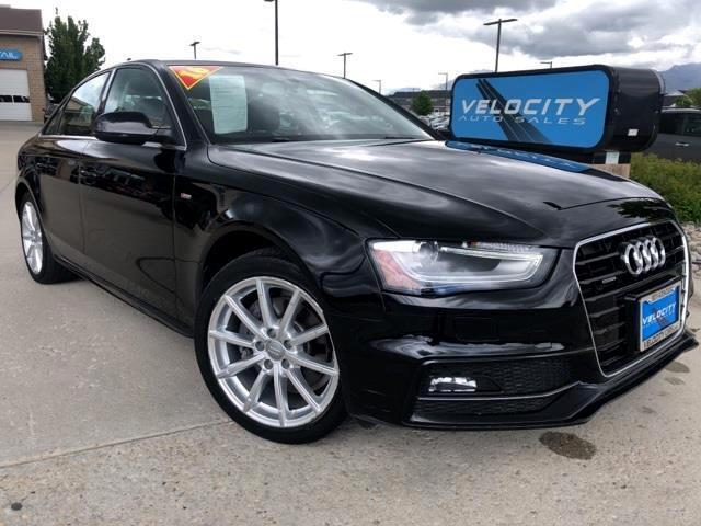 2016 Audi A4 2.0T Premium
