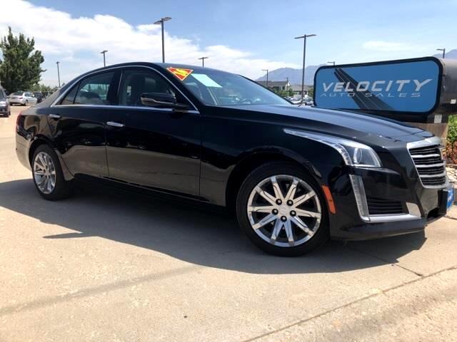 2016 Cadillac CTS 2.0L Turbo