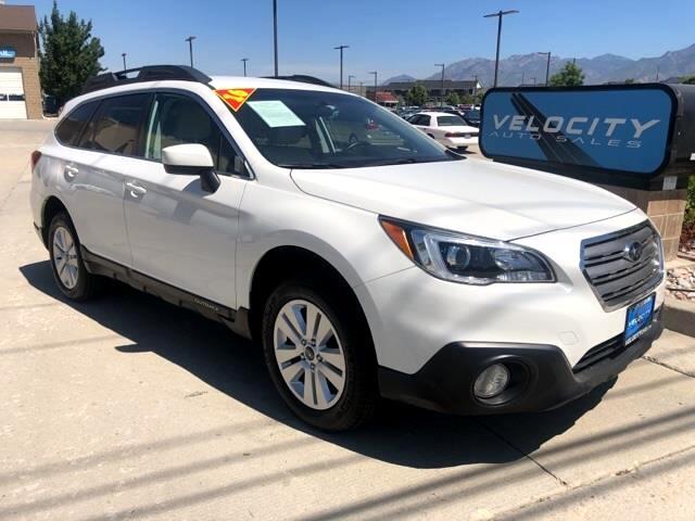2016 Subaru Outback 2.5i