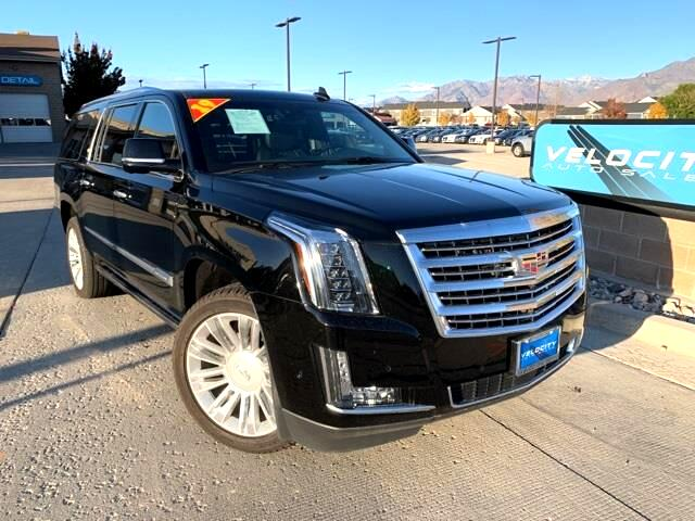 2019 Cadillac Escalade Platinum Edition