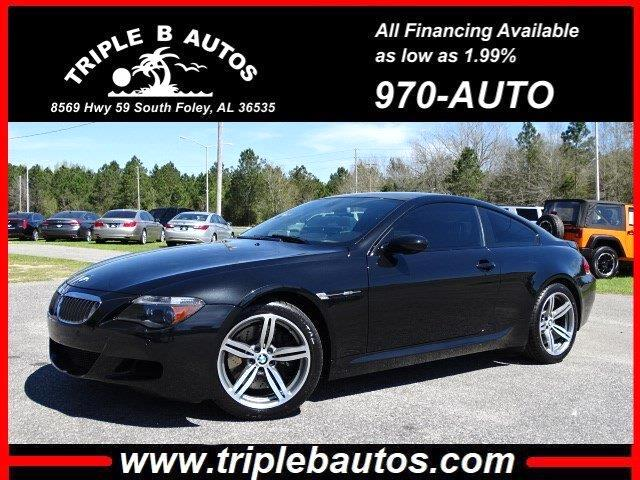 2007 BMW 6 Series Coupe