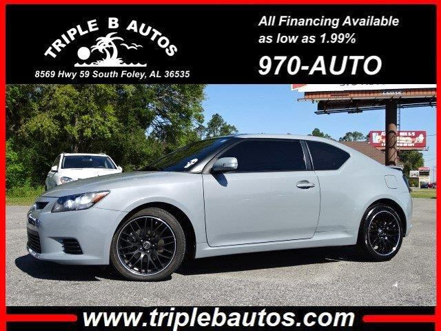 2013 Scion tC Sports Coupe 6-Spd AT