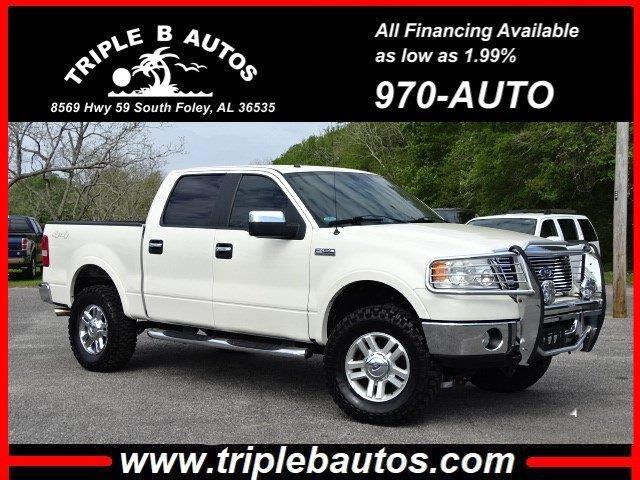 2007 Ford 150 Lariat SuperCrew 4WD