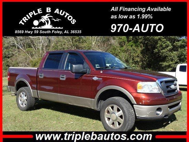 2006 Ford 150 Lariat SuperCrew 4WD