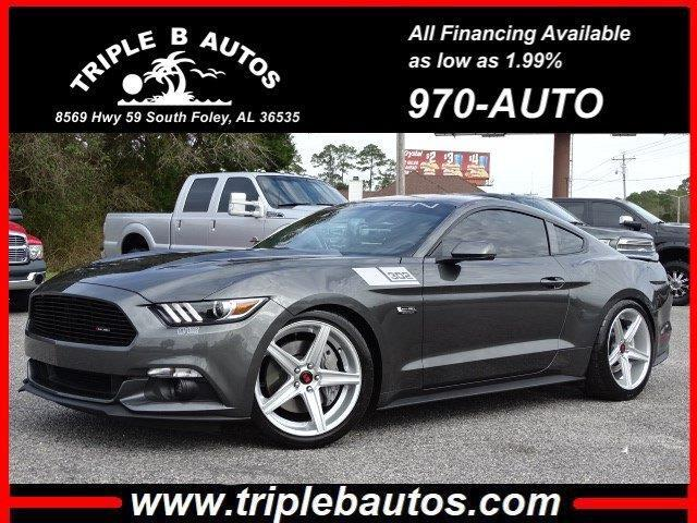 2016 Ford Saleen Mustang 302 White Label