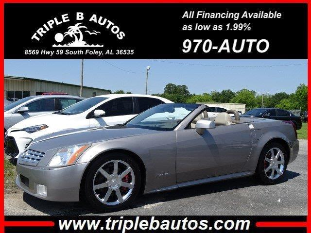 Used 2005 Cadillac XLR for Sale in Foley, AL 36535 Triple B