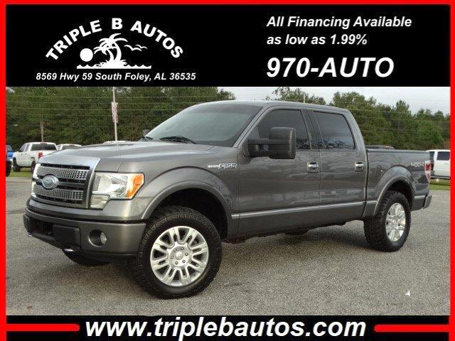 2009 Ford 150 Lariat SuperCrew 5.5-ft. Bed 4WD