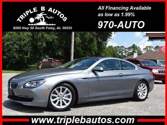 2015 BMW 6 Series 640i xDrive Coupe