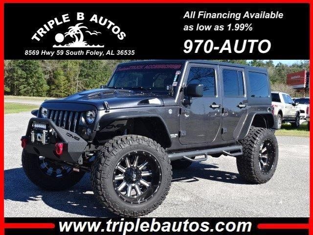 Jeep Wrangler Unlimited Unlimited Sport 4WD 2016