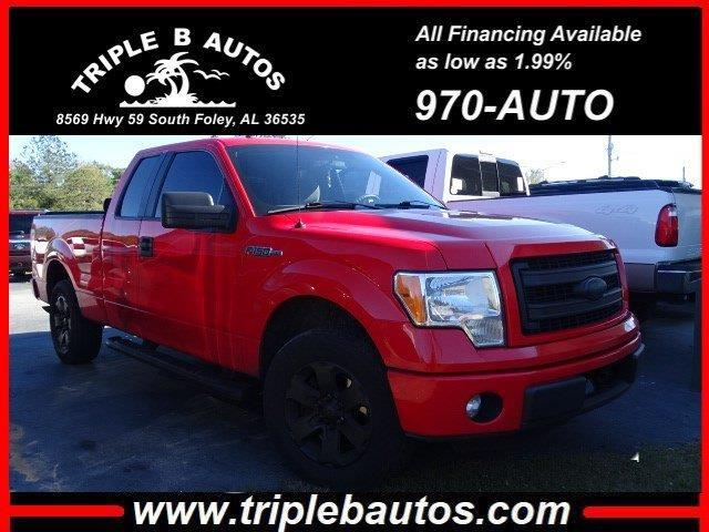 Ford 150 STX SuperCab 6.5-ft. Bed 2WD 2014