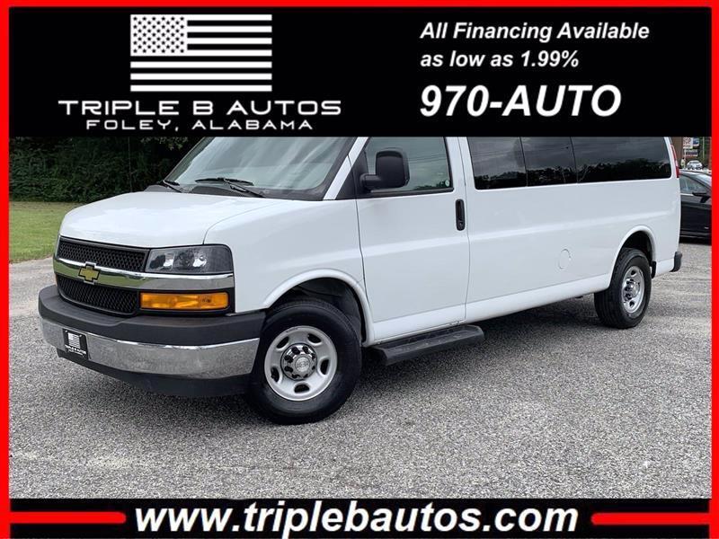 Chevrolet Express LT 3500 Extended 2019