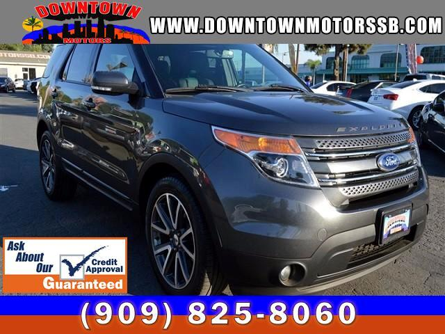 2015 Ford Explorer XLT 4-Door AWD